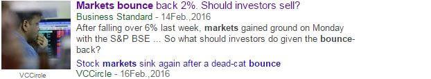 Markets Bounce Bitcoin Follows